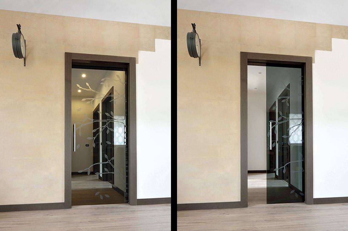 porta-vetro-decorata-aperta