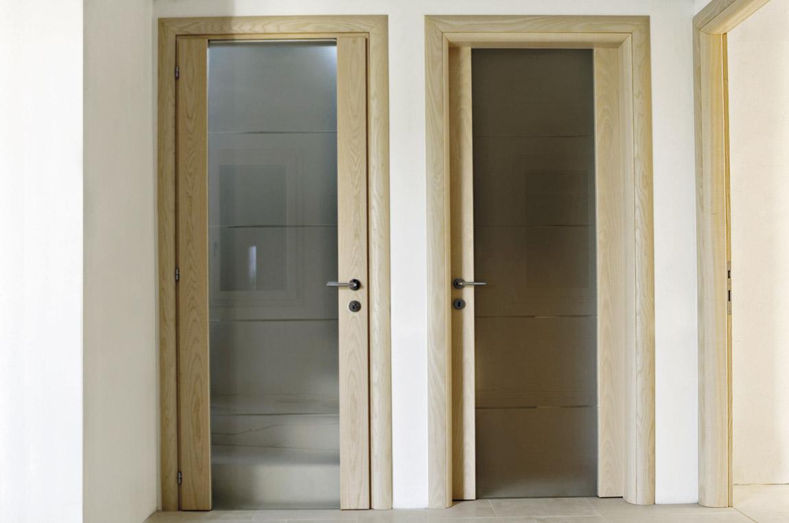 porte-in-legno-con-vetrate