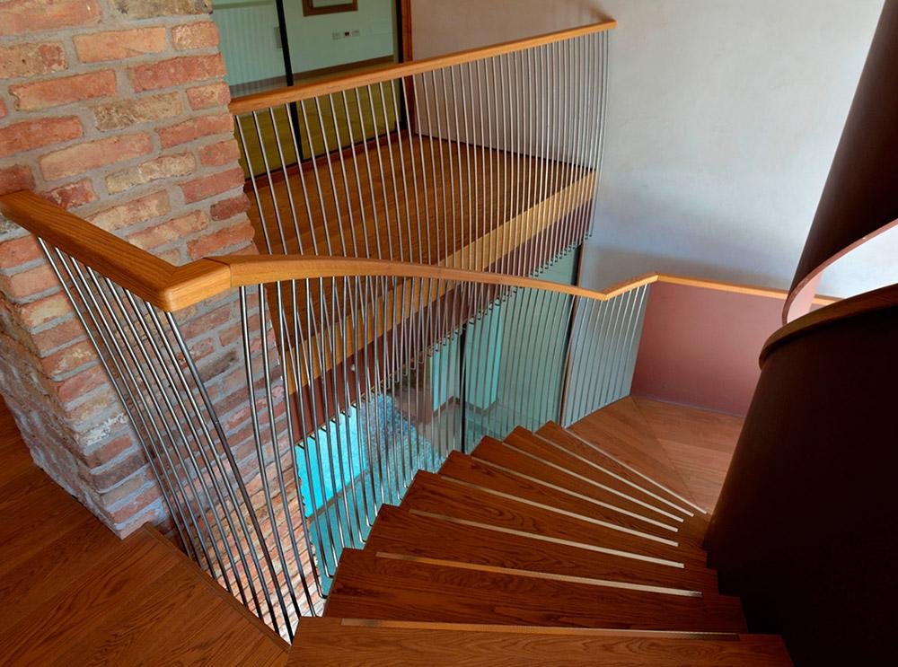 scala-legno-interna